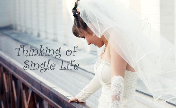 「結婚しない!」と女性がホンキで決意してしまう3つの理由