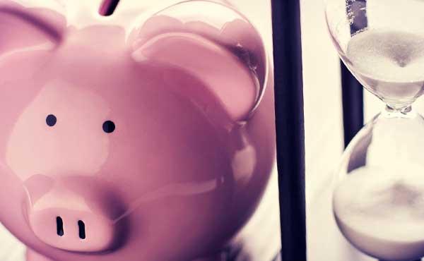 結婚生活のお金を稼ぐ貯金箱