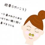 【簡単!顔ツボ講座】押すだけで美肌やむくみに効果的なツボ6選