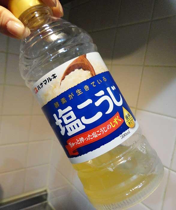 液体の塩こうじ