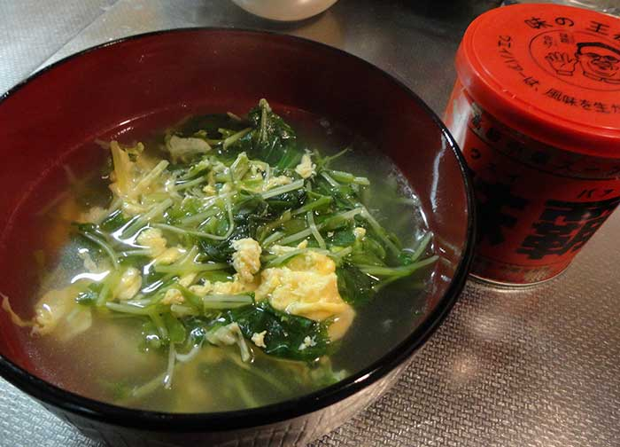 味覇(ウェイパー)スープ