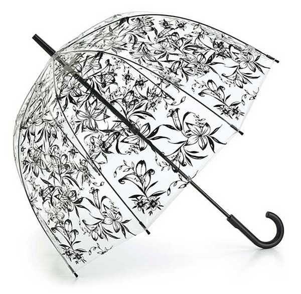 フルトンのビニール傘Lily