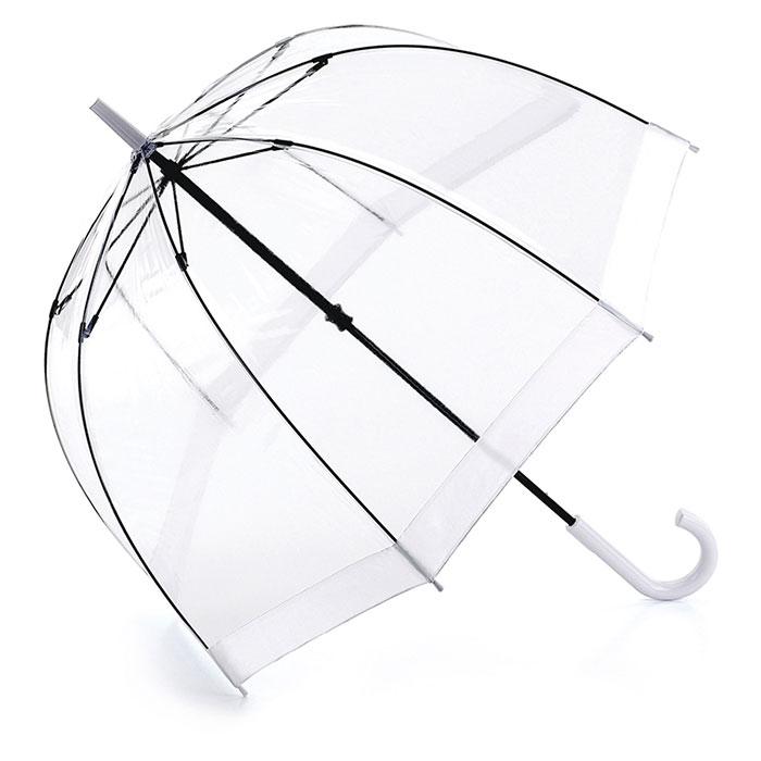フルトンのビニール傘ホワイト