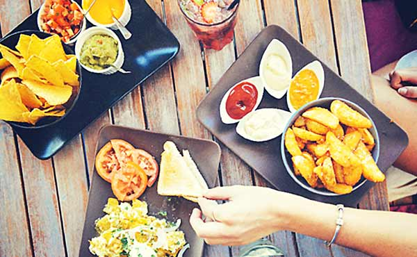 外食健康リスクと上手につき合うメニューの選び方・食べ方
