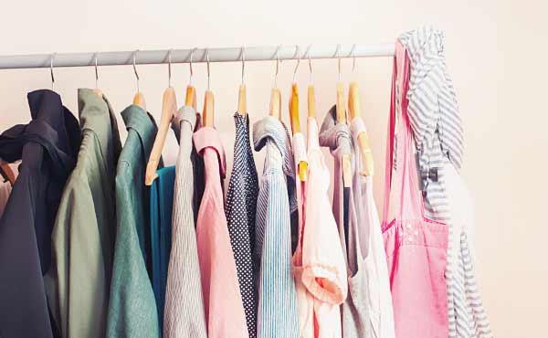 洋服収納・洗濯のコツ・お気に入りの1着を長持ちさせる