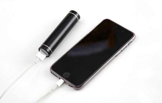 スマホの充電バッテリー