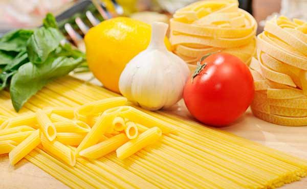 パスタの種類・1.6ミリはどの料理もカバーする万能選手