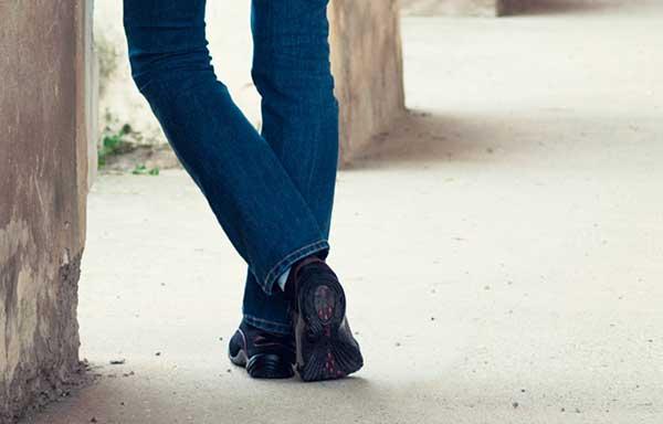 履きやすそうな靴