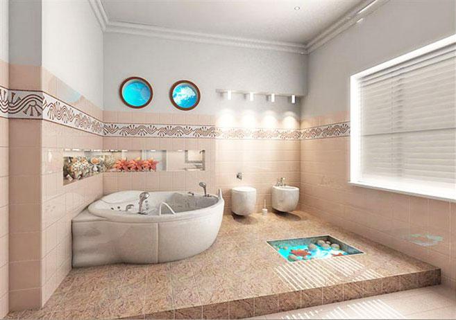 潜水艦的なトイレ