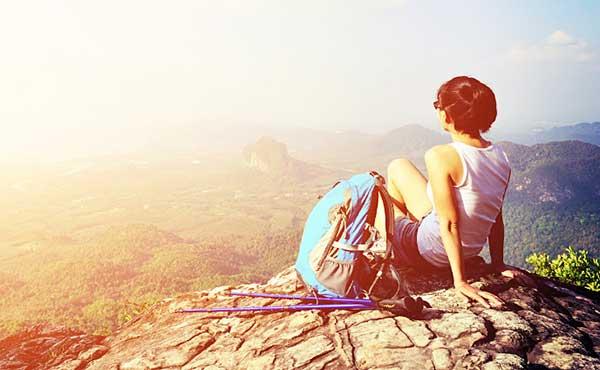 ストレス発散法で人気の登山やトレッキング!美しい体も手に入る