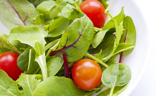 新鮮な野菜