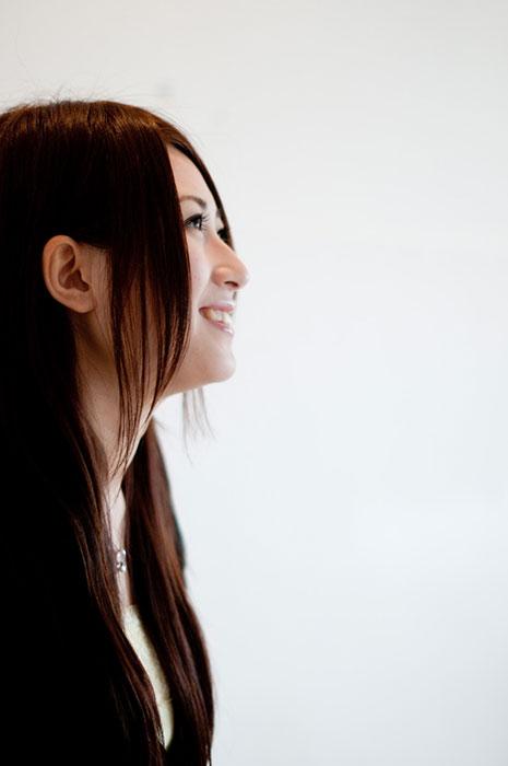 笑顔でいられる一緒にいたい女性