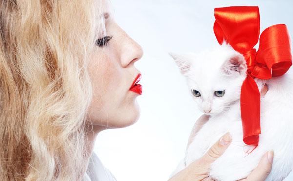 男性の独占欲・支配欲をうまく利用・子猫っぽく愛される術