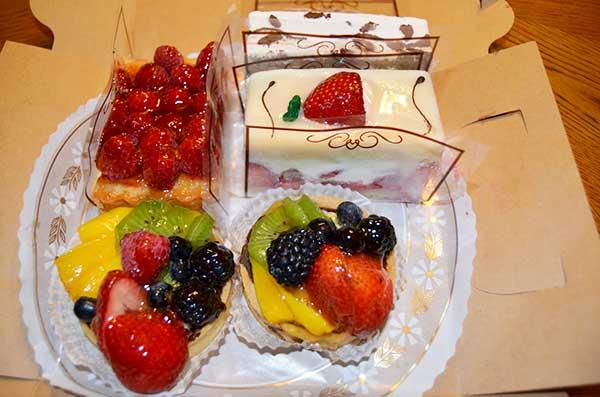 彼氏のお母さんが好きなケーキ