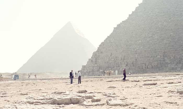 考古学の遺跡