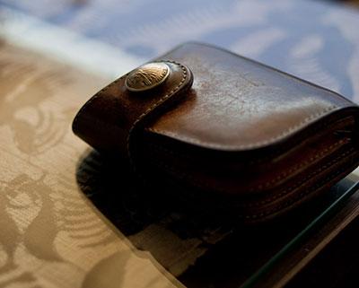クリスマスプレゼント定番の財布