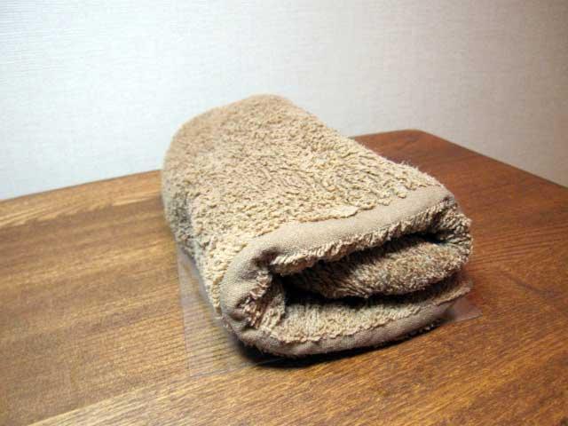 美魔女の美容法に使われるタオル
