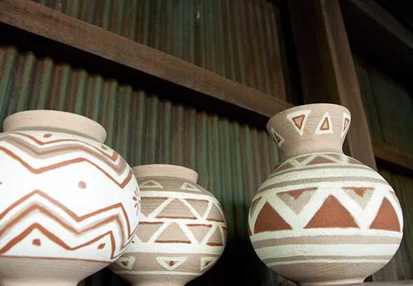 ローマの休日サプライズ用の壺