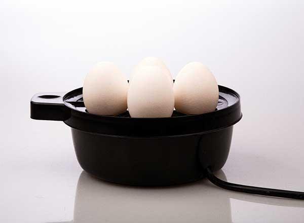 卵好きな彼氏に卵調理器
