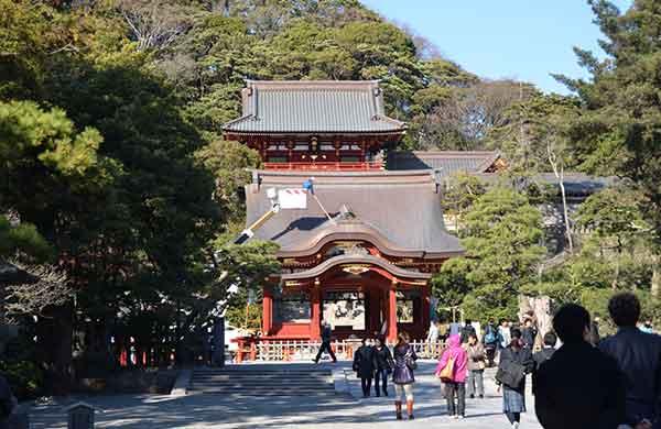 初詣デートの神社参拝の仕方