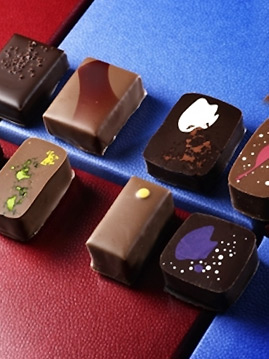 パティシエ・エス・コヤマのチョコレート