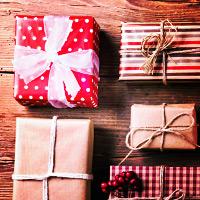 ラッピング包装紙・おしゃれ可愛いプレゼントにぴったり無料