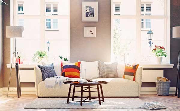 部屋の模様替え・新しい空間を作るコーディネートアイデア