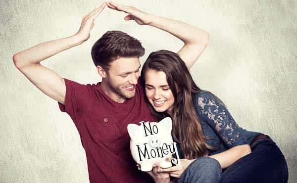 彼氏の給料が低い・お金がなくても2人で幸せに暮らす秘訣