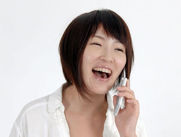 素敵な女性の条件笑顔
