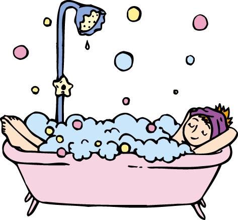 お風呂に入って新陳代謝を高める