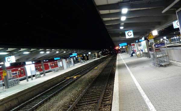 最終電車までの時間