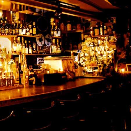 Bar店内