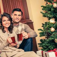 誰にも邪魔されないクリスマス家デートプラン!二人だけの過ごし方