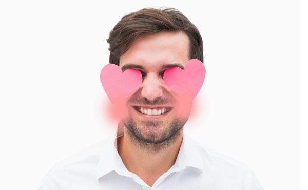 男が恋に落ちる瞬間は5つある!カレが恋心を刺激されるとき