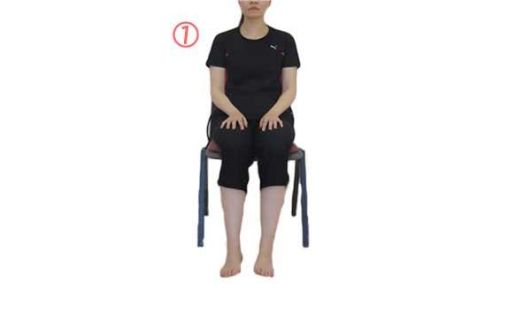 肩スットン体操
