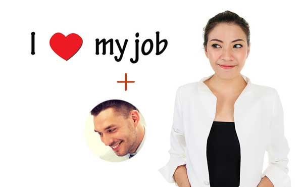 同僚に恋愛感情を抱いちゃったときのアプローチ術