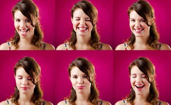 表情パターン