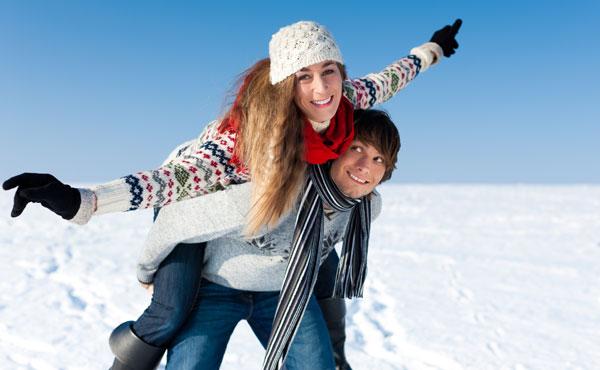 雪の日デートは2人の隙間を埋める!ドッキドキな5つのテク!