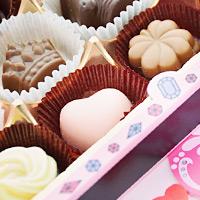 友チョコ・バレンタインに貰って嬉しい可愛いチョコレート