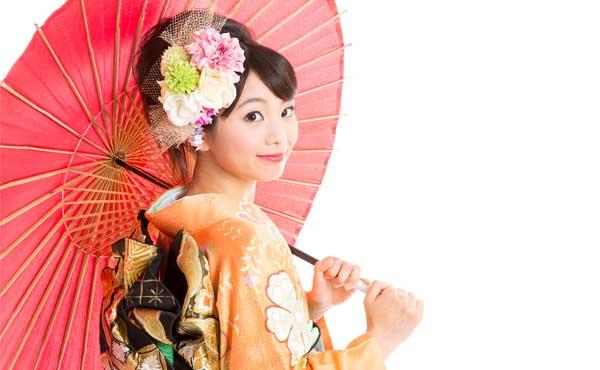 日本人らしい性格の女性