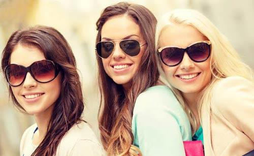 髪の長い女たち