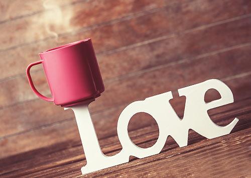 恋する思いを暖める