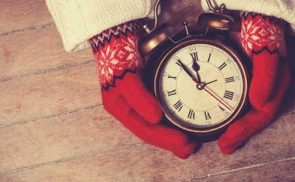期限を伝える時計