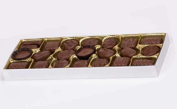 手土産のチョコレート