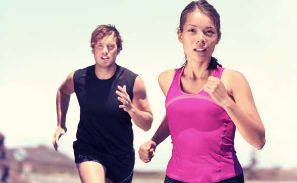 長距離マラソン