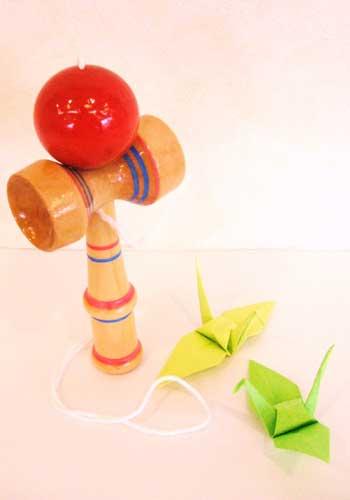 懐かしの玩具:けん玉