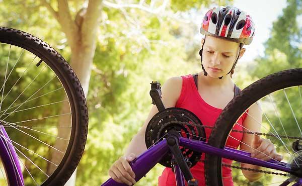 自転車点検は自分でしたい!思わぬ事故を防ぐチェック項目5選!