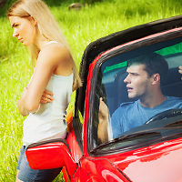 車デート・96%の男性に嫌われるサイアクな彼女の行動