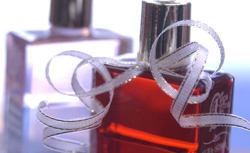 匂いのキツイ香水
