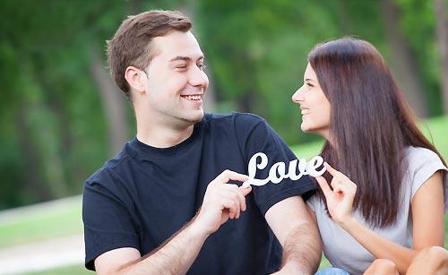 恋する男と女